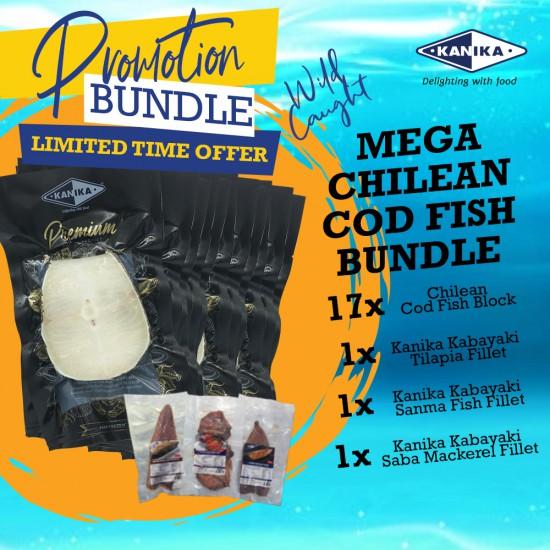 Mega Chilean Cod Fish Bundle