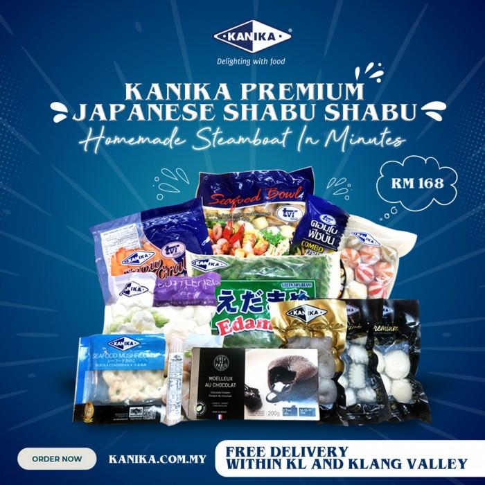 Kanika Premium Japanese Shabu-shabu