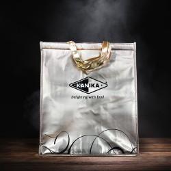 Premium Gold Gift Bag