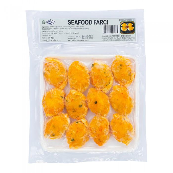 Kanika Seafood Farci