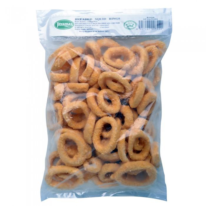 Jitramas Breaded Squid Ring