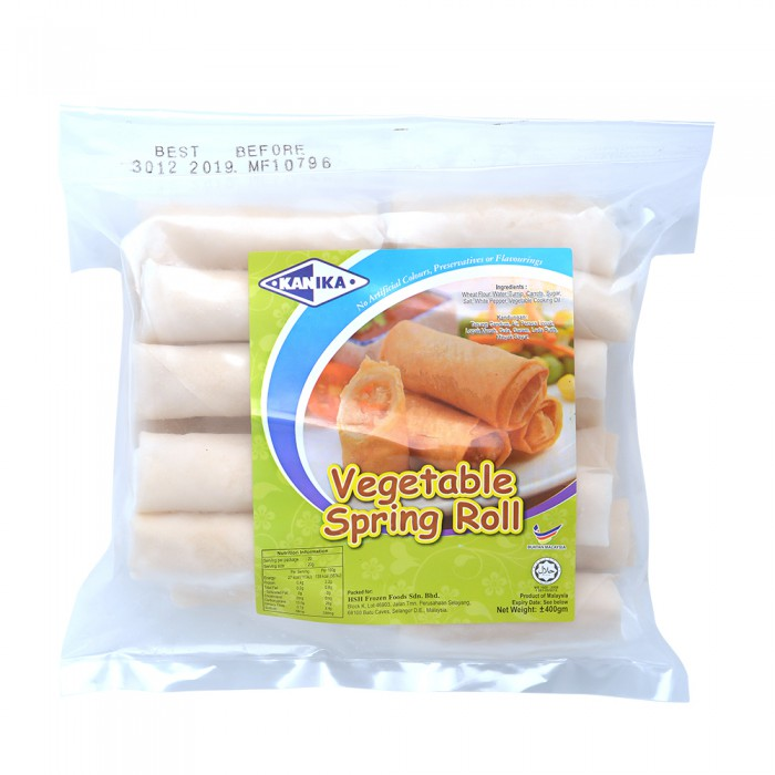 Kanika Vegetable Spring Roll