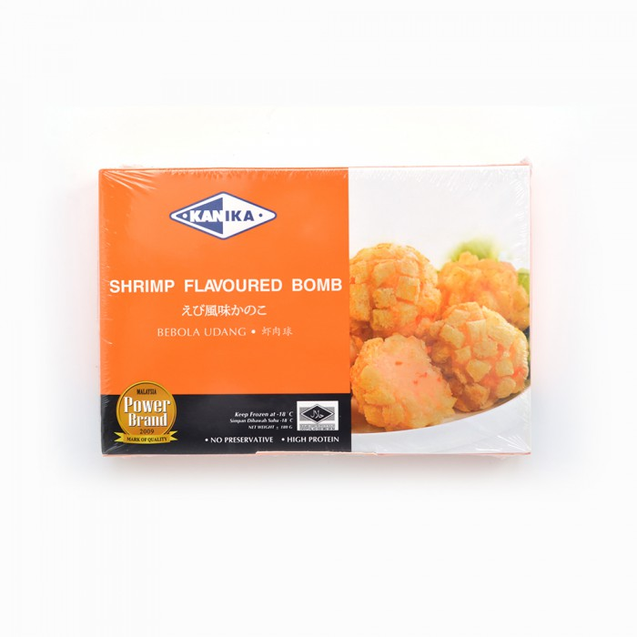 Kanika Shrimp Flavoured Bomb Retail Pack