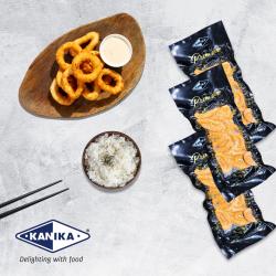 Kanika Breaded Squid Ring Retail Pack (250gm)