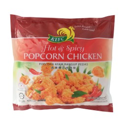 Crispy Chicken Popcorn (Hot & Spicy)400gm(+-)