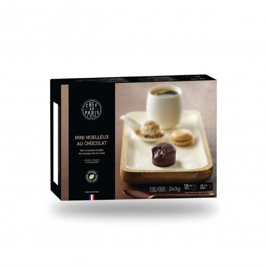 Kanika French Mini Chocolate Fondant (240gm)