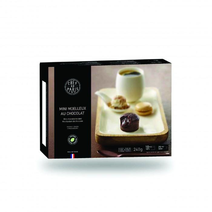 Kanika French Mini Chocolate Fondant