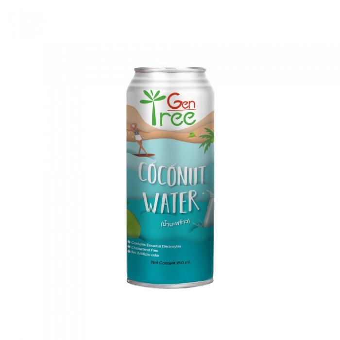Gentree Coconut Water 240ml