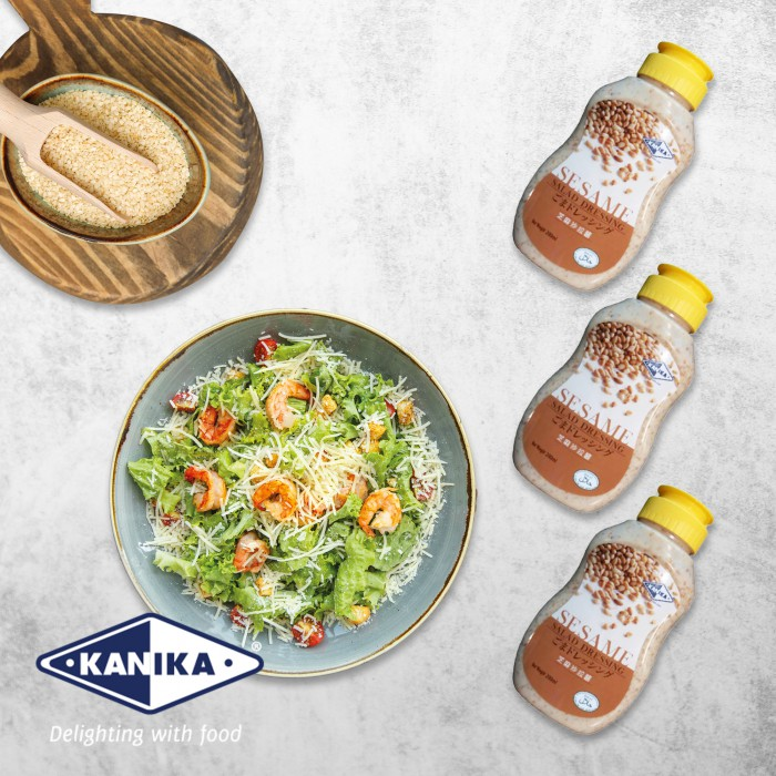Kanika Sesame Salad Dressing Small Bottle (280ml)