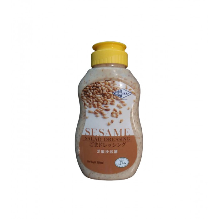 Kanika Sesame Salad Dressing Small Bottle