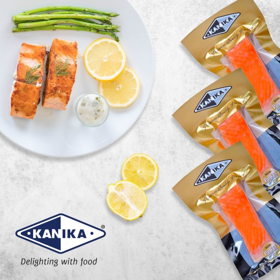 Kanika Salmon Fillet (200gm)