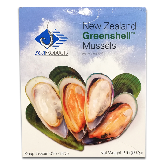 Seaproduct New Zealand Greenshell Mussel