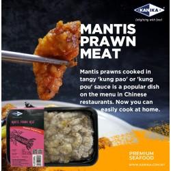 Mantis Prawn Meat 500G (8-12pcs/tray)