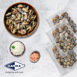 Whole Shell Clam (500gm)