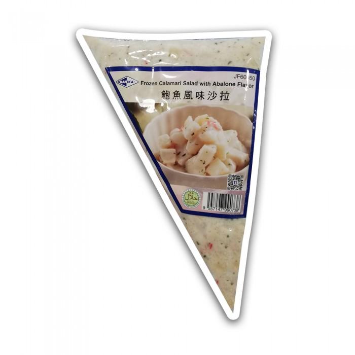 Kanika Salad Calamari with Abalone Flavor Retail Pack
