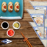 Kanika Salad Calamari with Abalone Flavor Retail Pack (150gm)