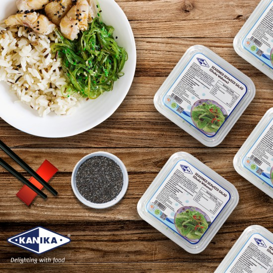 Kanika Chuka Wakame Retail Pack (100gm)