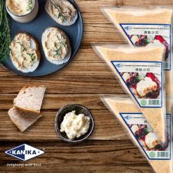 Kanika Salad Flavored Smoked Salmon Retail Pack (150gm)