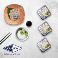 Kanika Tako Wasabi (Seasoned Octopus) Retail Pack 100g