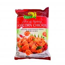 Hot & Spicy Popcorn Chicken (800gm)
