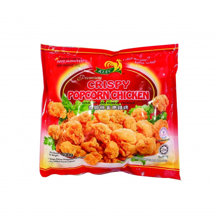 Crispy Chicken Popcorn 400gm(+-)
