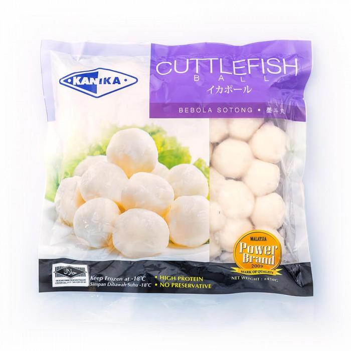 Kanika Premium Cuttlefish Ball (450gm)