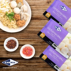 Kanika Premium Cuttlefish Ball Retail Pack (180gm)