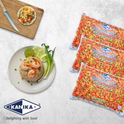Kanika Mixed Vegetable (1kg)