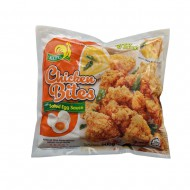 Chicken Bites with Salted Egg Sauce 500gm(+-)