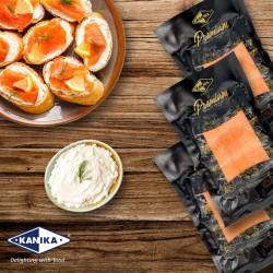 Kanika Smoked Salmon Fillet (100gm)